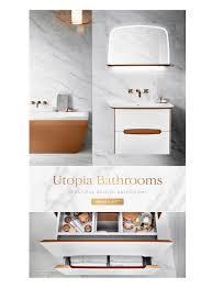 Utopia Bathroom Furniture by Utopia Modular Brochure Summer 2017 By Merlin Bathrooms Issuu