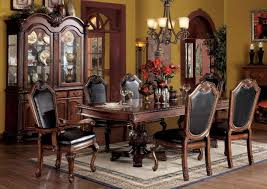 cheap dining room table sets image seat dining room table sets barclaydouglas thurmont in cherry