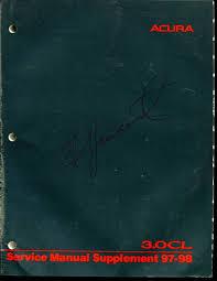 28 1997 acura cl 30 repair manual 37683 wiring diagrams and