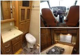 motor home interiors custom motorhome interior