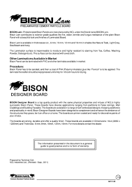 bison product guide simplebooklet com