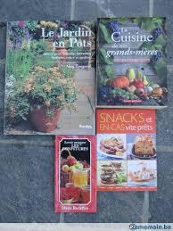 beau livre de cuisine lot de beau livre jardinage cuisine a vendre 2ememain be