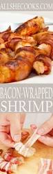 Easy Main Dish - broiled shrimp and bacon wrappers bacon wrapped shrimp recipe