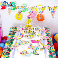 birthday supplies wholesale sle order luxury kids birthday decorations set