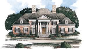 neoclassical home plans neoclassical house plans and neoclassical designs at