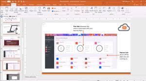 how to use basic custom slideshow in microsoft powerpoint 2016