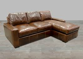 Leather Chaise Lounge Sofa Leather Chaise Sectional With Recliner Csis Right
