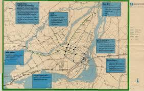 Metro Map Montreal by Catbus Blog Archive Construction Of The Train De L U0027est Begins