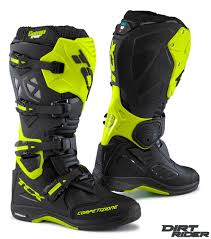 green dirt bike boots tcx boots 2016 tcx comp evo michelin boots dirt rider