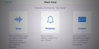 how to make a custom ringtone for your iphone with garageband on