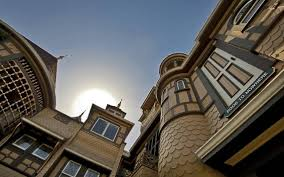 discoveries no mystery to the appeal of the winchester house