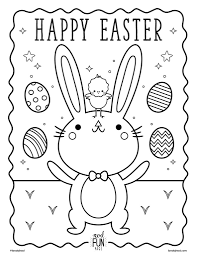 nod printable coloring page easter honest to nod