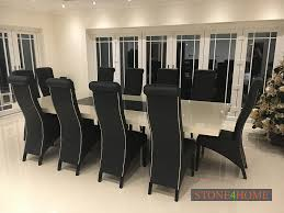Stone Dining Room Table - dining tables stone4home