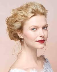 Easy Wedding Hairstyles For Short Hair by Diy Wedding Hairstyles Martha Stewart Weddings