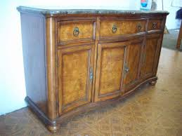 Marble Sideboards Credenzas Sideboards Thomasville Marble Top Credenza Server