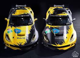 corvette race car corvette c7 r shown in livery or not