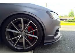 audi titanium wheels oem audi a3 s3 19 5 v spoke wheels in titanium finish no longer