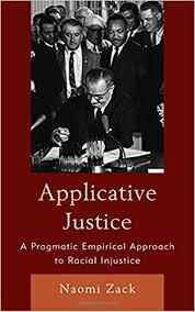 amazon com applicative justice a pragmatic empirical approach to
