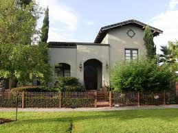 mediterranean spanish style house sale houston heights house