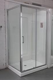 Pacific Shower Doors Ponti Frameless Shower Panel 1200 Shower Screens The Block