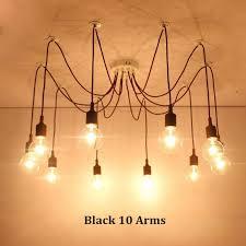 Pendant Light Cords Lukloy Pendant Light L Colorful Cords Spider