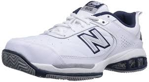 amazon com new balance men u0027s mc806 stability tennis shoe