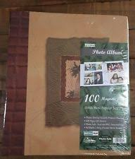 Self Adhesive Photo Album Pages Vintage Self Adhesive Photo Album Ebay