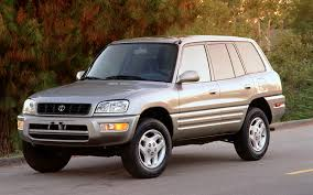 1997 toyota rav4 reviews by the numbers 1997 2013 toyota rav4 four cylinder