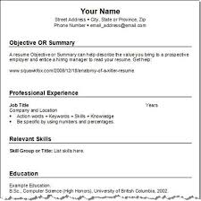 Resume And Resume  resume samples  the ultimate guide   livecareer