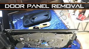 Interior Door Install by 2015 Challenger Interior Door Panel Removal Install Workplaydrive