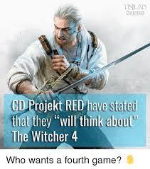 Cd Meme - 25 best memes about cd projekt red cd projekt red memes