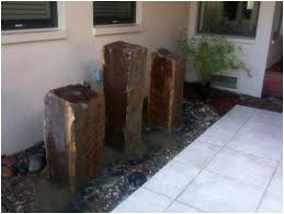 get an outdoor water features for your garden images on astounding