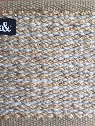 armadillo u0026 co kalahari rug in natural and pumice rugs