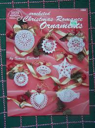 usa free s u0026h 12 new thread crochet christmas ornament patterns