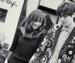 koo hye sun y su esposo ahn jae hyun habla acerca de que tan feliz es con ku hye sun y sus
