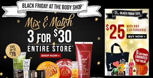 gap thanksgiving sale the body shop 3 for 30 black friday sale plus 108 black friday