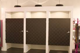 retail fitting room doors custom changing rooms with customized