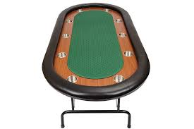 poker table with folding legs tournament poker table with folding legs in green speed cloth