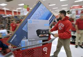 target black friday tv online deals the day shoppers hunt for deals hit the shops for entertainment