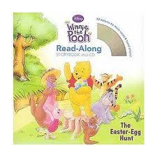 winnie the pooh easter eggs winnie the pooh the easter egg hunt paperback satia