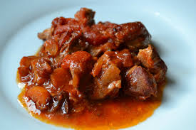 cuisiner un sauté de porc sauté de porc au vinaigre balsamique du bruit en cuisine