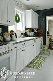 Green Kitchen Ideas Lime Green Kitchen With White Painted Cabinets New House