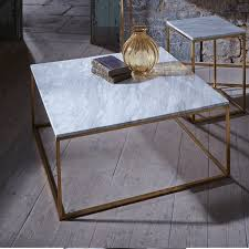Brass Coffee Table by Coffee Table Beautiful Marble And Brass Coffee Table Ideas Marble