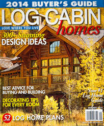 mountain top featured in log cabin homes magazine u2014 mountain top
