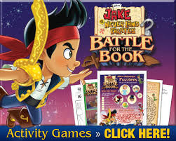 jake land pirates battle book dvd