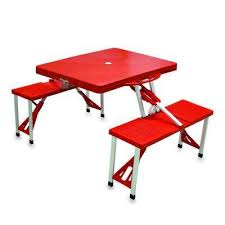 Little Tikes Fold And Store Picnic Table Manual by Picnic Tables Patio Tables The Home Depot