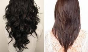 v cut hair styles v shape hair on pinterest long v haircut v shaped layers and v v