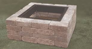 Firepit Inserts Square Pit Insert Outdoor Goods Large Square Pit Busca Dores