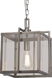 Pendant Foyer Lighting Lighting Design Ideas Pendant Brushed Nickel Foyer Light With