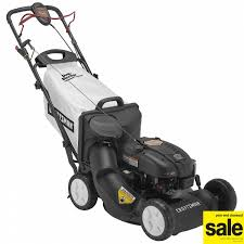 Craftsman 8 75 Torque 190cc 21 In 3 N 1 Deck Rear Bag Mower